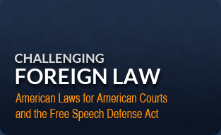 Topic: Foreign Law